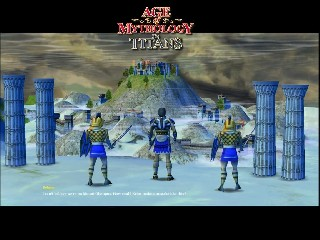 Age of Mythology The Titans pcgame