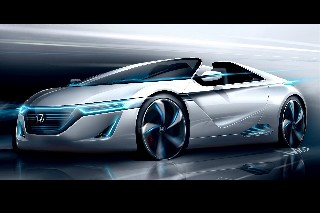 new honda concept car 2012