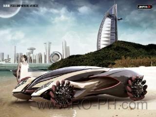 amphibious vehicle for dubai 2030 by beichen nan1