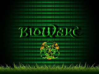 toxic bioware green grass wallpaper by kp klone