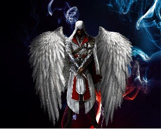 Angel guerrero Assasin Creed
