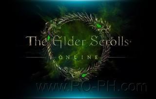 The Elder Scrolls Online Logo