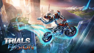 Trials Fusion Gameplay  WELCOME TO THE FUTURE