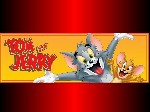 tom and jerry red