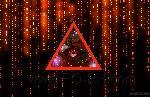 illuminati matrix wallpaper hd red black