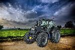 tractor warrior nature hd wallpaper