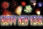 5383780 happy new year tekst en vuurwerk oud amp nieuw feest
