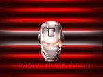 black red neon iron man by zennor  kp klone