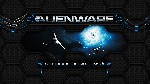 Alienware Republic Of Aliens Wormhole BLUE