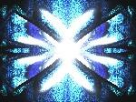 desk blue light deform aliens by kp klone