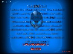 Plurarian ALIEN text code  kk