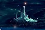 floating city and black hole11