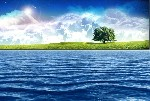 vista water wallpaper nature deviart